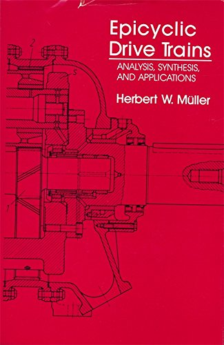 9780814316634: Epicyclic Drive Trains: Analysis, Synthesis, and Applications