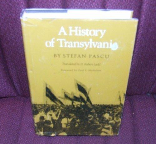 9780814317228: A History of Transylvania