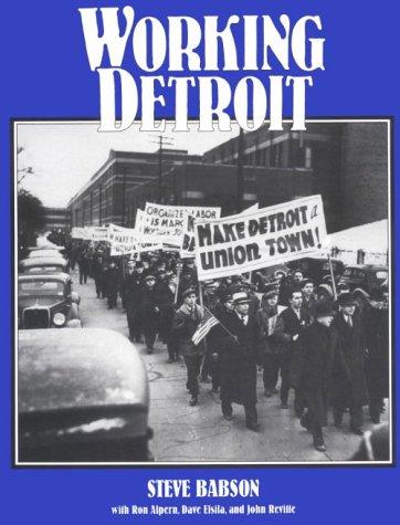 9780814318195: Working Detroit