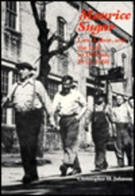Maurice Sugar: Law, Labor, and the Left in Detroit, 1912-1950: Christopher Johnson