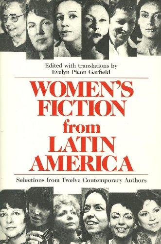 Women's Fiction from Latin America: Selections From Twelve Contemporary Authors (Latin ...