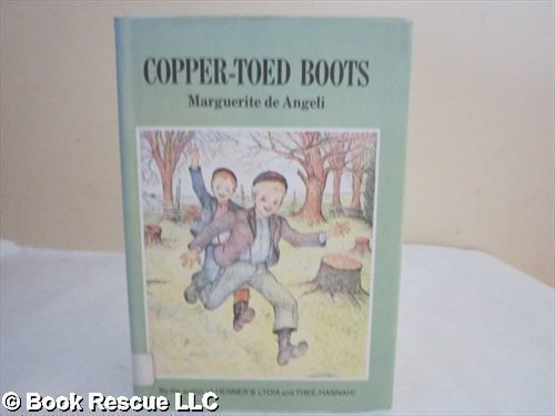 9780814319222: Copper-Toed Boots (Great Lake Books Series)