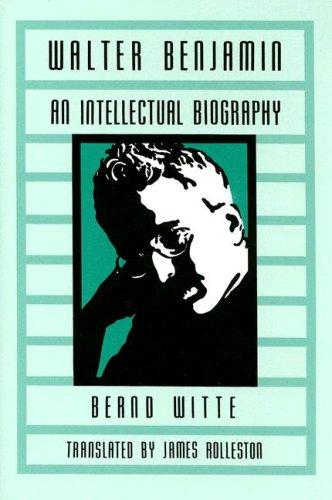 9780814320174: Walter Benjamin: An Intellectual Biography (Kritik: German Literary Theory and Cultural Studies Series)