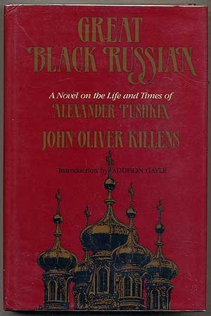 9780814320464: Great Black Russian: A Novel on the Life and Times of Alexander Pushkin (African American Life)