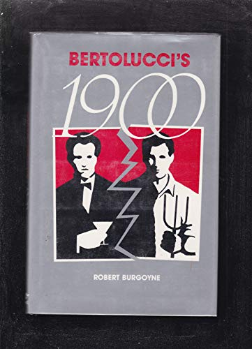9780814320839: Bertolucci's 1900: A Narrative and Historical Analysis (Contemporary Approaches to Film and Media Series)