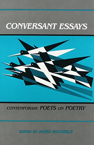 9780814321003: Conversant Essays: Contemporary Poets on Poetry
