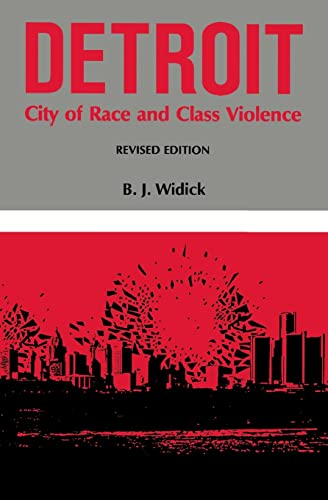 9780814321041: Detroit: City of Race and Class Violence, Revised Edition (Great Lakes Books Series)