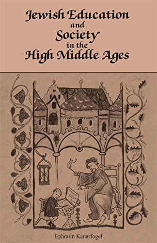 9780814321645: Jewish Education and Society in the High Middle Ages