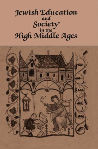 9780814321652: Jewish Education and Society in the High Middle Ages