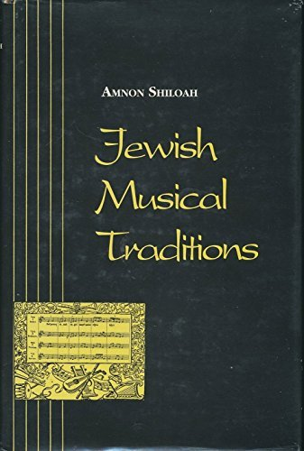 jewish musical traditions raphael patai series in jewish folklore and anthropology