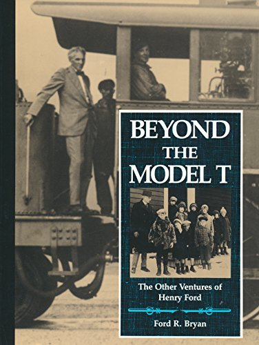 9780814322376: Beyond the Model T: The Other Ventures of Henry Ford (Great Lakes Books Series)