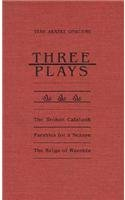 9780814324448: Three Plays: The Broken Calabash, Parables for a Season, and The Reighn of Wazobia (African American Life Series)