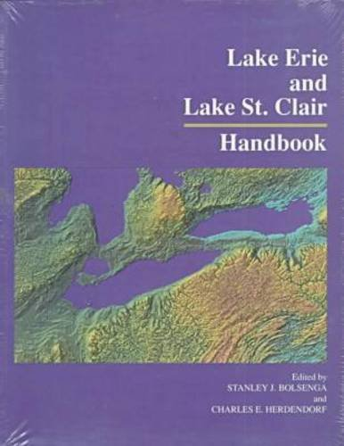 9780814324707: Lake Erie and Lake St. Clair Handbook (Great Lakes Books Series)