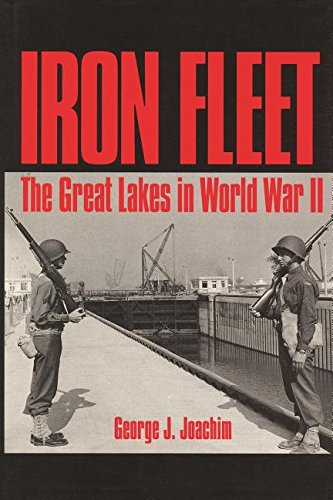 9780814324790: Iron Fleet: The Great Lakes in World War II (Great Lakes Books Series)