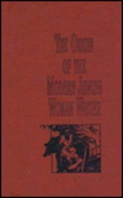9780814326121: The Origin of the Modern Jewish Woman Writer: Romance and Reform in Victorian England
