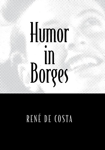 9780814328880: Humor in Borges (Humor in Life & Letters)