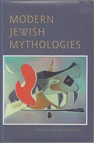 9780814328934: Modern Jewish Mythologies