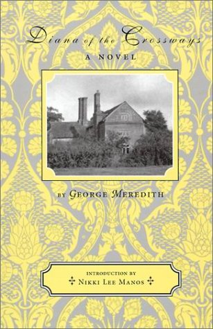 9780814328941: Diana of the Crossways: A Novel