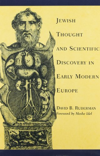 9780814329313: Jewish Thought and Scientific Discovery in Early Modern Europe