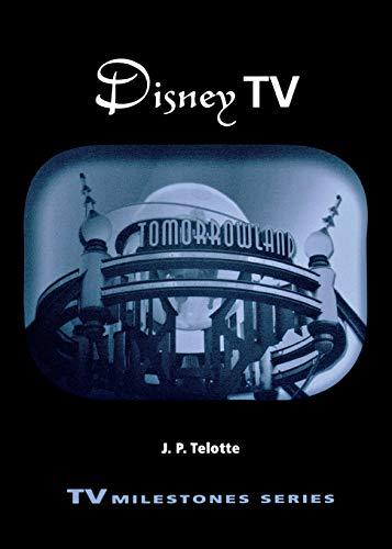 9780814330845: Disney TV (TV Milestones Series)