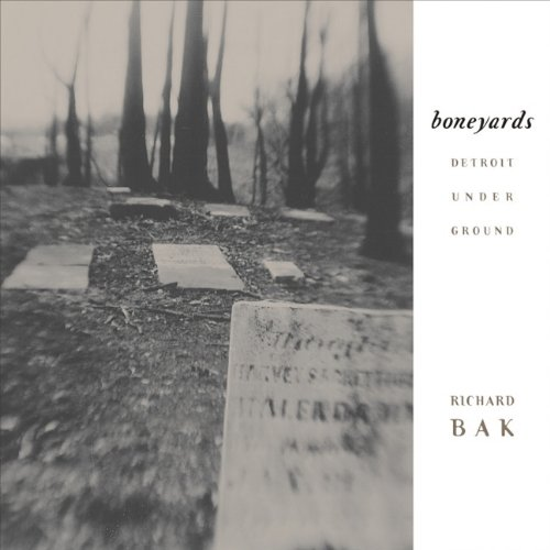 9780814333532: Boneyards: Detroit Under Ground