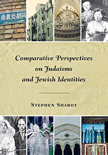 9780814334010: Comparative Perspectives on Judaisms and Jewish Identities