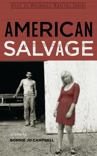 9780814334126: American Salvage (Made in Michigan Writers Series)
