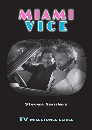 9780814334195: Miami vice (TV Milestones Series)