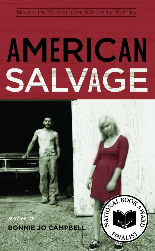 9780814334867: American Salvage (Made in Michigan Writers Series)