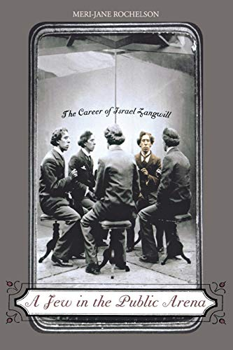 9780814334935: A Jew in the Public Arena: The Career of Israel Zangwill
