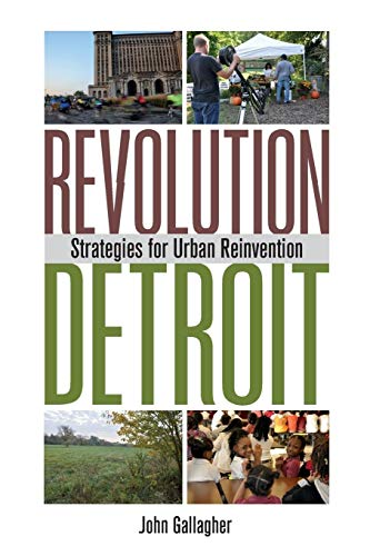 9780814338711: Revolution Detroit: Strategies for Urban Reinvention (Painted Turtle)