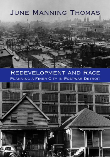 9780814339077: Redevelopment and Race: Planning a Finer City in Postwar Detroit