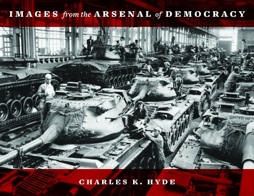 9780814339817: Images from the Arsenal of Democracy (Painted Turtle)
