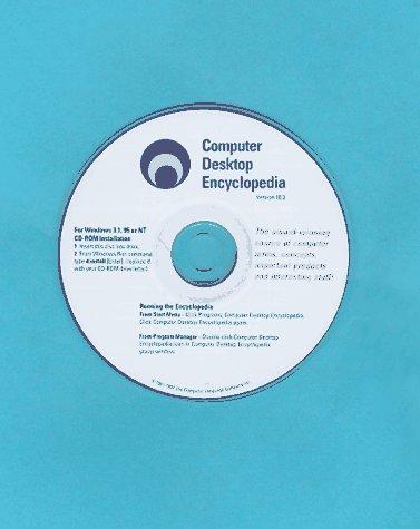 9780814400111: COMPUTER DESKTOP ENCYCLOPEDIA -CDROM