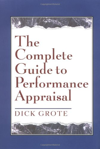 9780814403136: The Complete Guide to Performance Appraisal