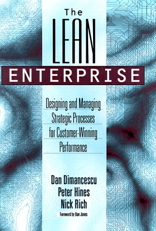 9780814403655: The Lean Enterprise: Designing and Managing Strategic Processes for Customer-Winning Performance