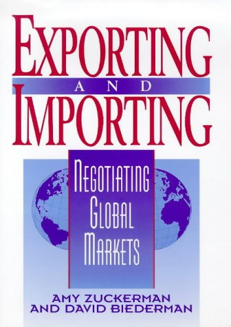 9780814403914: Exporting & Importing: How to Buy and Sell Profitably Across Borders
