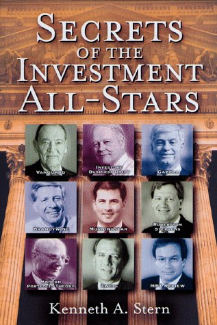 9780814404560: Secrets of the Investment All-Stars