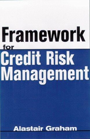 9780814405352: Framework for Credit Risk Management (Risk Management Series)