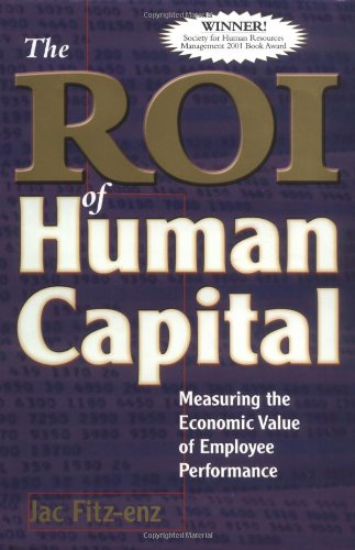 9780814405741: The ROI of Human Capital: Measuring the Economic Value of Employee Performance