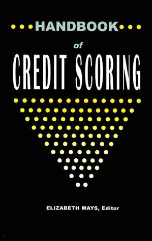 9780814406199: Handbook of Credit Scoring