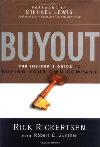 9780814406267: The Buyout Book: The Insider's Guide to Buying Your Own Company