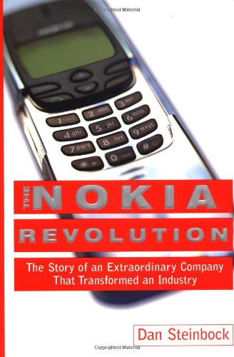 9780814406366: The Nokia Revolution : The Story of an Extraordinary Company That Transformed an Industry