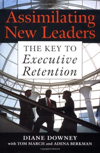 9780814406458: Assimilating New Leaders : The Key to Executive Retention