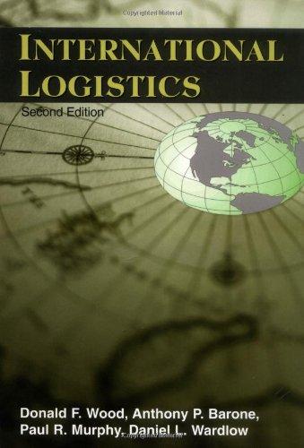 9780814406663: International Logistics