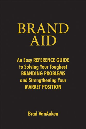 9780814406816: Brand Aid: An Easy Reference Guide to Solving Your Toughest Branding Problems and Strengthening Your Market Position