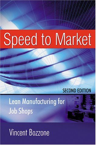 9780814406946: Speed to Market: Lean Manufacturing for Job Shops