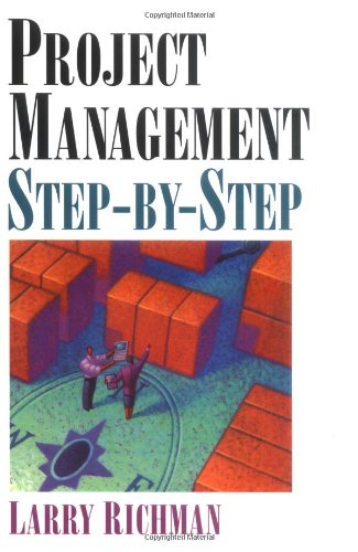 9780814407271: Project Management Step-by-Step