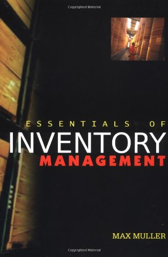 9780814407516: Essentials of Inventory Management