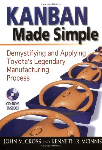 9780814407639: Kanban Made Simple: Demystifying and Applying Toyota's Legendary Manufacturing Process